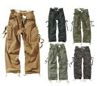 Surplus Vintage Fatigues Cargo Baggy Skater Hose Break Dance Trousers M65 Pant