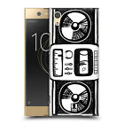 HEAD CASE DESIGNS GADGET DISEGNATI A MANO COVER RETRO RIGIDA PER SONY TELEFONI 1