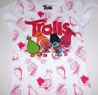 New Dreamworks Trolls shirt girls size 4/5 6/6X 7/8 10/12 14/16 Trolls shirt
