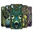 HEAD CASE DESIGNS AZTEC ANIMAL FACES SERIES 6 HARD BACK CASE FOR HTC DESIRE 816