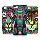 HEAD CASE DESIGNS AZTEC ANIMAL FACES 2 HARD BACK CASE FOR APPLE iPHONE 5 5S SE