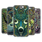 HEAD CASE DESIGNS AZTEC ANIMAL FACES SERIES 6 SOFT GEL CASE FOR HTC ONE A9