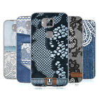 HEAD CASE DESIGNS JEANS AND LACES SOFT GEL CASE FOR HUAWEI G8 GX8
