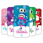 HEAD CASE DESIGNS CHRISTMAS TIDINGS HARD BACK CASE FOR SAMSUNG GALAXY S6
