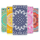 HEAD CASE DESIGNS MANDALA SOFT GEL CASE FOR SONY XPERIA Z3