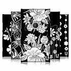 HEAD CASE DESIGNS BNW FLORAL HARD BACK CASE FOR NOKIA LUMIA 925
