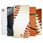 HEAD CASE DESIGNS BALL COLLECTION HARD BACK CASE FOR SONY XPERIA Z3+ Z4