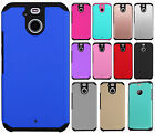 For Sprint HTC BOLT HARD Astronoot Hybrid Rubber Silicone Case Cover Accessory