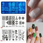 Hot Sale Nail Art Template Stunning DIY Image Stamping Plates Manicure Accessory