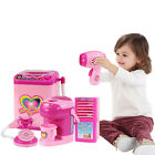 New Kids Toy Home Appliance Vacuum Cleaner Hair Dryer Boy Girl Pretend Play Game