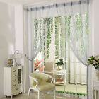 Fashion String Curtain Beaded Chain Tassel Panel Line Divider Home Ornament 1PC