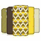 HEAD CASE DESIGNS BUSY BEE PATTERNS BACK CASE FOR LG G PRO LITE / D680 / D682TR