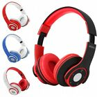 Foldable Wireless Bluetooth Headset Stereo Headphone FM TF Card for Android IOS