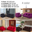 Protector Loveseat Stretch Elastic Slipcover Sofa Cover Couch Cover Removable