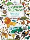 ADVENTURES IIN WILD PLACES Packed Full of Activities and over 750 Stickers NEW
