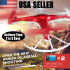 JJRC H97 H8 2.4GHz 4CH 6-Axis LED With HD Camera 3D Remote RC Quadcopter Drone