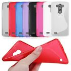S Line Soft Rubber Gel TPU Silicone Case Skin Cover Shell For LG G3 G4