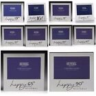 13th16th 18th 21st 30th 40th 50th 60th 65th 70th 80th 90th Birthday Photo Frame