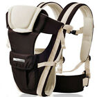 Baby Newborn Toddler Multi-Carrying Adjustable Carrier Backpack Wrap Rider Sling