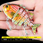 1PC Fishing Lures 6 Sections Swimbait Baits Tackle 0.5oz-14g/8cm Fishing Tackle