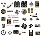 New NFL New Orleans Saints Pick Your Gear / Car Accessories Official Licensed $10.47 USD on eBay