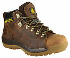 Amblers FS126 Safety Steel Toe Cap Industrial Mens Work Boots Shoes UK 4-12