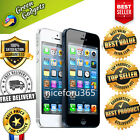 New in Box APPLE iPhone 5 4s Black White 4G GSM Factory Unlocked Smartphone GG22