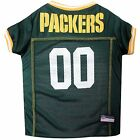 Green Bay Packers NFL Pet Dog Mesh Football Jersey (all sizes)