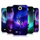 HEAD CASE DESIGNS NORTHERN LIGHTS HARD BACK CASE FOR HTC PHONES 3