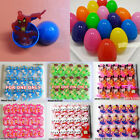 1pc Flash LED Light Glow Badge Pin 59mm Plastic Easter Surprise Egg Kids Gift