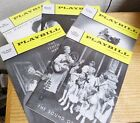 VTG THE PLAYBILL WEEKLY MAGAZINE REVIEWER BOOKLET PLAYHOUSE MOROSCO BOOTH ETC #8