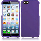 For Apple iPhone 6 4.7 Rubberized HARD Protector Case Snap On Phone Cover