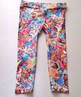 Girls TOUGHSKINS photos leggings 2T or 4 NWT kittens cupcakes candy birthday