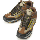 New Miso Zium Brown Mountain Mountaineering Hiking Mens Boots