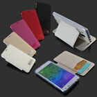 S-CH FLIP WALLET LEATHER CASE COVER POUCH FOR SAMSUNG GALAXY ALPHA G850F