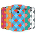 HEAD CASE DESIGNS ARGYLE HARD BACK CASE FOR BLACKBERRY DTEK60
