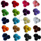 12 Tissue Paper Pom Poms Wedding Birthday Party Favor Circle Paper Ball Flower