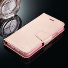 Luxury Magnetic Flip Cover Stand Wallet Leather Case For Apple iPhone & Samsung