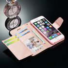 iphone 5 wallet case leather - Luxury Magnetic Flip Cover Stand Wallet Leather Case For Apple iPhone