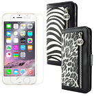 Luxury Leather Card Holder Wallet Stand Flip Cover Case For iPhone 6S 7 7 Plus