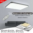 12W 24W 36W 54W Modern Square LED Ceiling Lights kitchen Bathroom Living Lamp