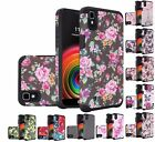 For LG X Power K6 Slim Shockproof Hybrid Phone Case Protective Cover