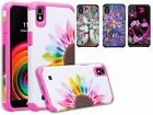 For LG X Power K6 Slim Hybrid Shockproof Protective Phone Case Cover