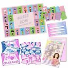 Baby Shower Game Pack - Who Knows Mummy Best - Charades - Guess Who - 3 GAMES