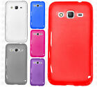 For Samsung Galaxy Core Prime TPU CANDY Gel Flexi Skin Case Phone Cover