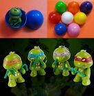Teenage Mutant Ninja Turtles TMNT Sound LED Light Torch Keyring Surprise Egg