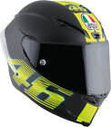 AGV Adult Motorcycle Full Face Corsa V 46 Rossi Helmet Clear Shield S-2XL