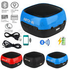 Wireless Bluetooth 3.0 Hands-Free TF Mini Speakers For Smartphone Tablets FM MP3