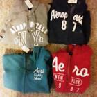 Aeropostale Women's Hoodie Sweatshirt with Zipper,- New with Tags