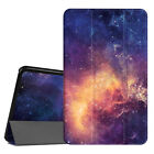 Samsung Galaxy Tab A 10.1 SM-T580 Case Slim Trifold PU Leather Cover Wake/Sleep